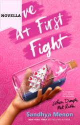 Love at First Fight Cover